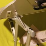 Selbstbauanleitung: Multiflexboard mit Gasdruckfedern im VW T5 / T6 Multivan und California Beach