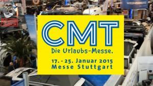 CMT 2015 Messe Stuttgart Impressionen VW T5 Camper und Umbauten
