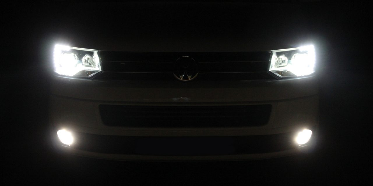 HB4 Birnen Test – Super Optik für alle VW T5 mit Xenon!