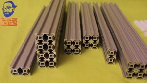 Waschbeckenmodul Material Aluprofil 20x20 Nut 6 - von motedis.com auf Maß