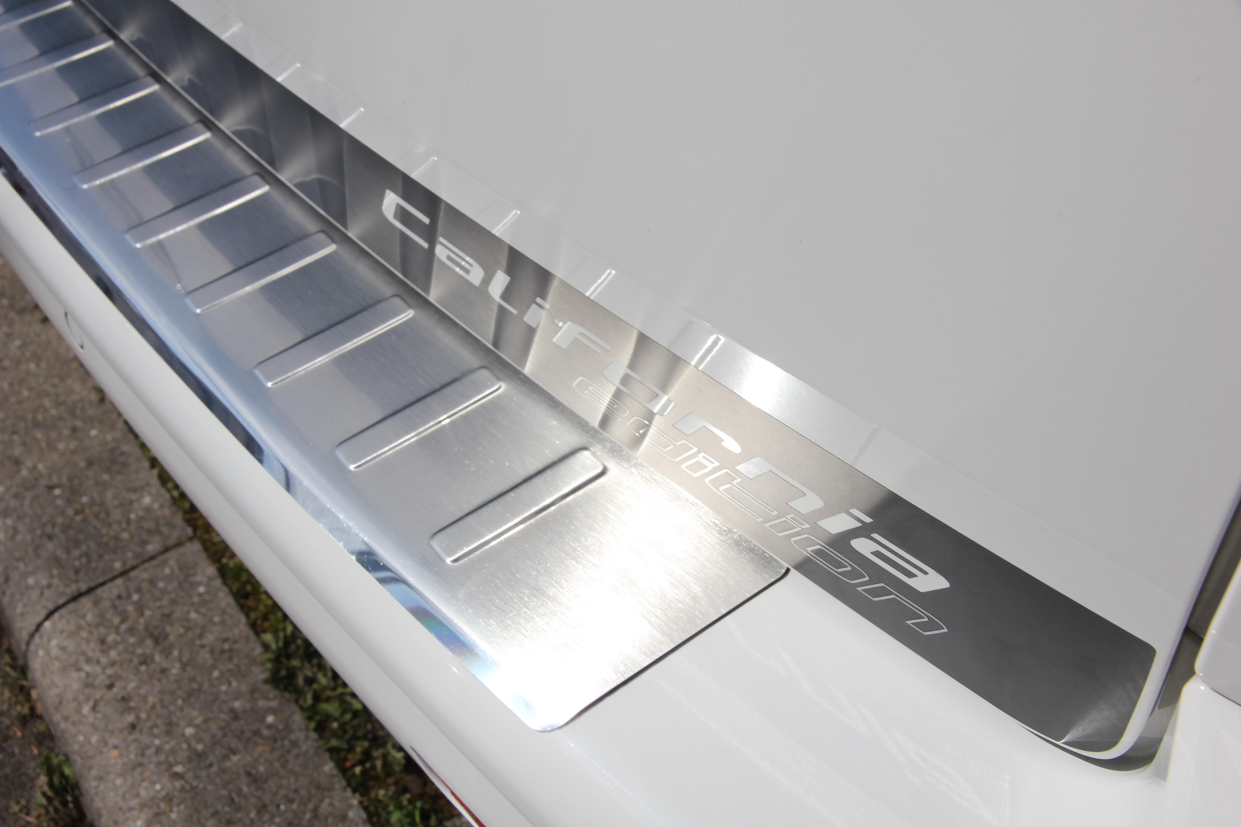 Kaufempfehlung: Edelstahl-Ladekantenschutz für alle VW T5