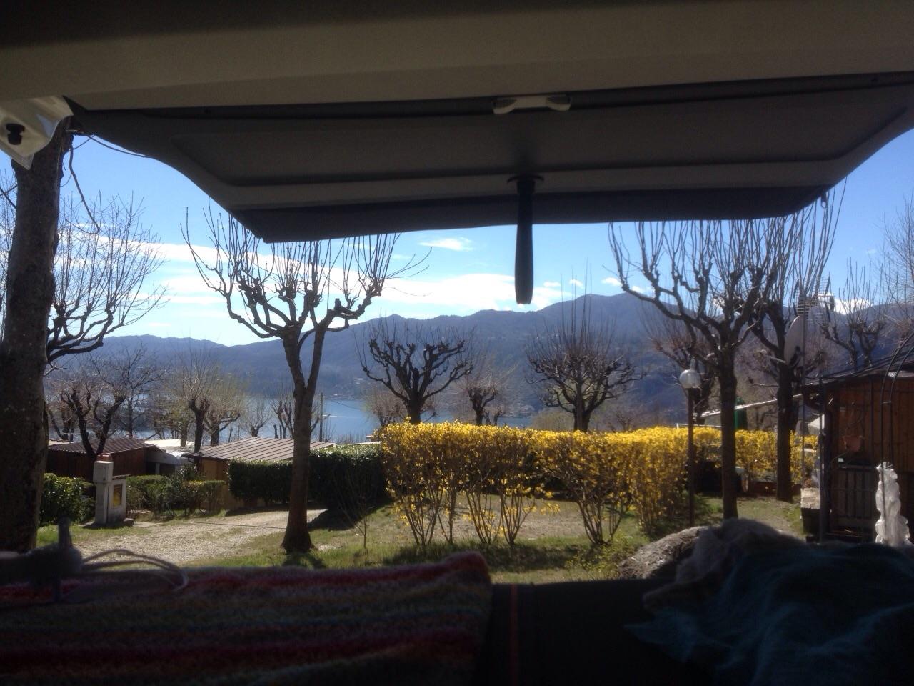 Reisebericht Italien im April – dem Frühling entgegen