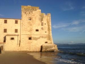 VW_T5_ California_Camping_Italien_Reisetipps_Bericht_Torre Mozza_Wachtturm