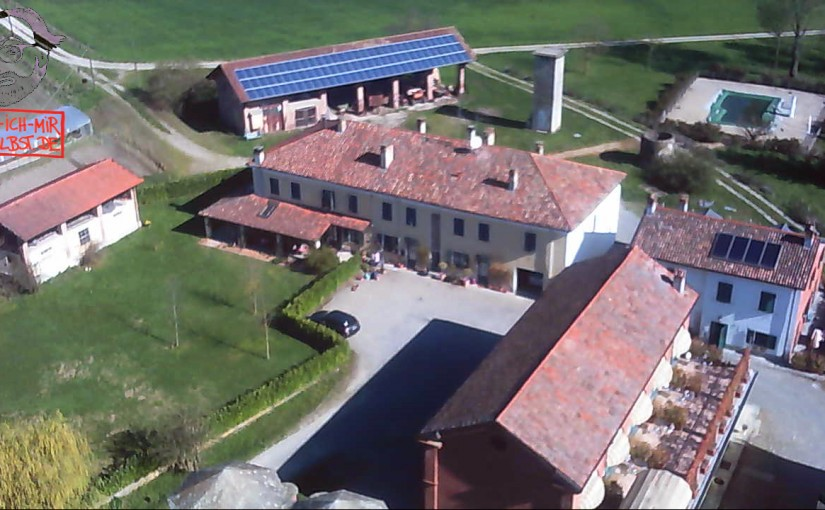 Agriturismo Bed&Breakfast Cascina Nuova – Erholung pur am Po