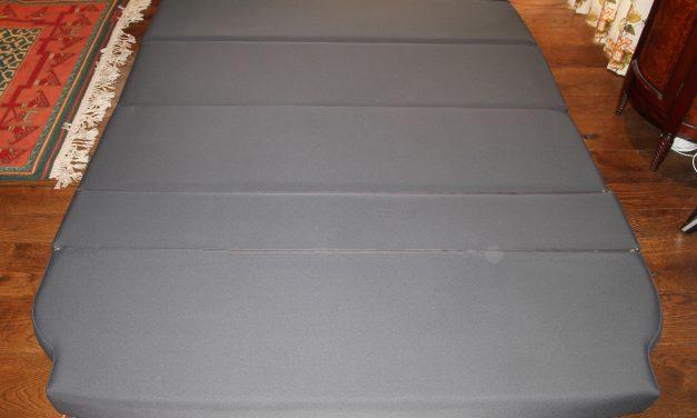 Komfort-Schlafauflage für die 3er-Sitzbank plus Multiflexboard des California Beach oder Multivan