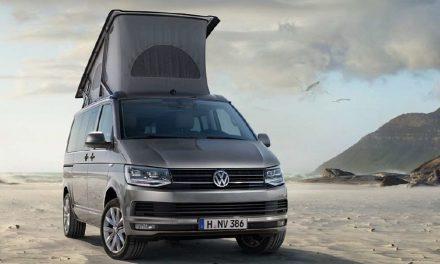 VW California (T6) – Konfigurator und erster Prospekt bei VW online