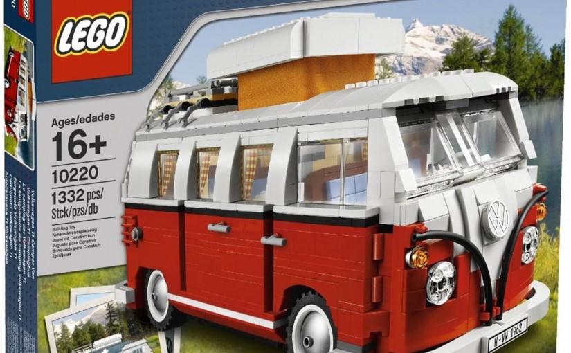 Kaufempfehlung: bei Intertoys gibt es den LEGO T1 VW Campingbus für 79,99€