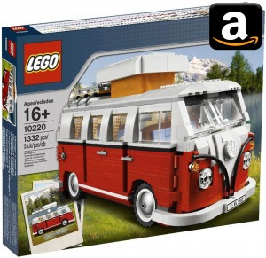 VW Volkswagen Bulli Bully Bus California T1 T2 T3 T4 T5 T6 Camping Gimmick Must have Geschenk idee Fan Gadget LEGO