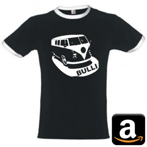 VW Volkswagen Bulli Bully Bus California T1 T2 T3 T4 T5 T6 Camping Gimmick Must have Geschenk idee Fan Gadget Shirt
