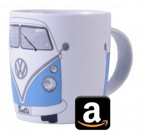 VW Volkswagen Bulli Bully Bus California T1 T2 T3 T4 T5 T6 Camping Gimmick Must have Geschenk idee Fan Gadget Tasse_Keramik