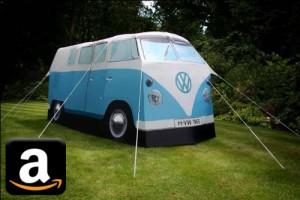 VW Volkswagen Bulli Bully Bus California T1 T2 T3 T4 T5 T6 Camping Gimmick Must have Geschenk idee Fan Gadget Zelt