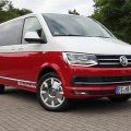 VW Volkswagen T5 T6 Multivan Probefahrt Test drive hands on generation six Artikelbild
