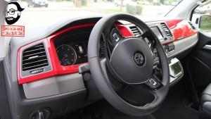 VW Volkswagen T5 T6 Multivan Probefahrt Test drive hands on generation six Cockpit Lenkraf