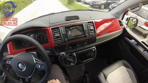 VW Volkswagen T5 T6 Multivan Probefahrt Test drive hands on generation six Cockpit Rückfahrkamera