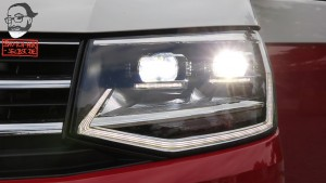 VW Volkswagen T5 T6 Multivan Probefahrt Test drive hands on generation six LED Scheinwerfer