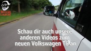 VW Volkswagen T5 T6 Multivan Probefahrt Test drive hands on generation six andere Videos