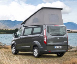 Ford Transit Custom Nugget Westfalia Campervan Vergleich