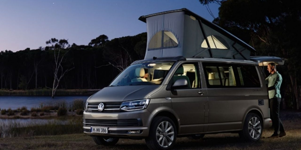 Reimport Reisemobil VW T6 California / VW T6 Multivan