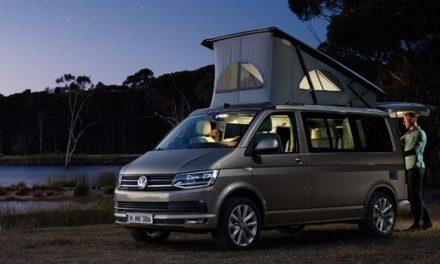 Reimport Reisemobil VW T6 California / VW T6 Multivan