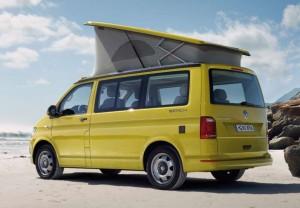 VW Volkswagen California Beach T6 T5.3 Campervan Vergleich