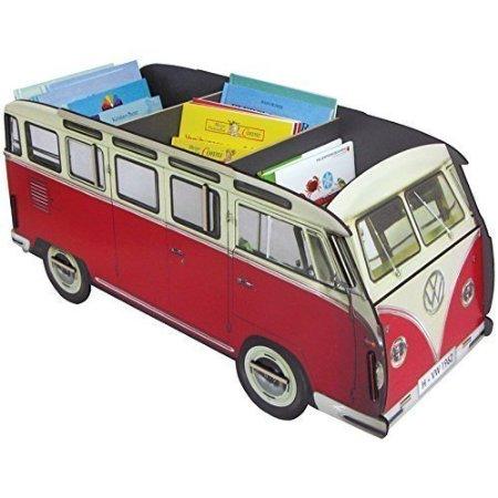 WEihnachten VW GEschenk Idee T5 T6 T4 T3 T2 T1 Buch Bulli Love Kinder WErkhaus Bus
