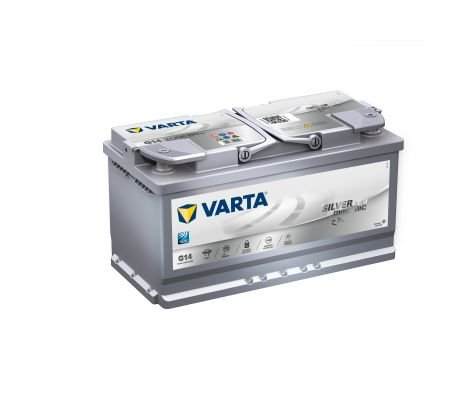 Batterie Varta AGM VW T5 California Strom Spannung Stromversorgung