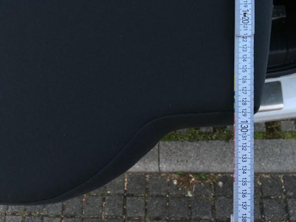 resized_VW T5 California Beach dreier Sitzbank Komfortschlafauflage Kontur Rueckbank Maße 2
