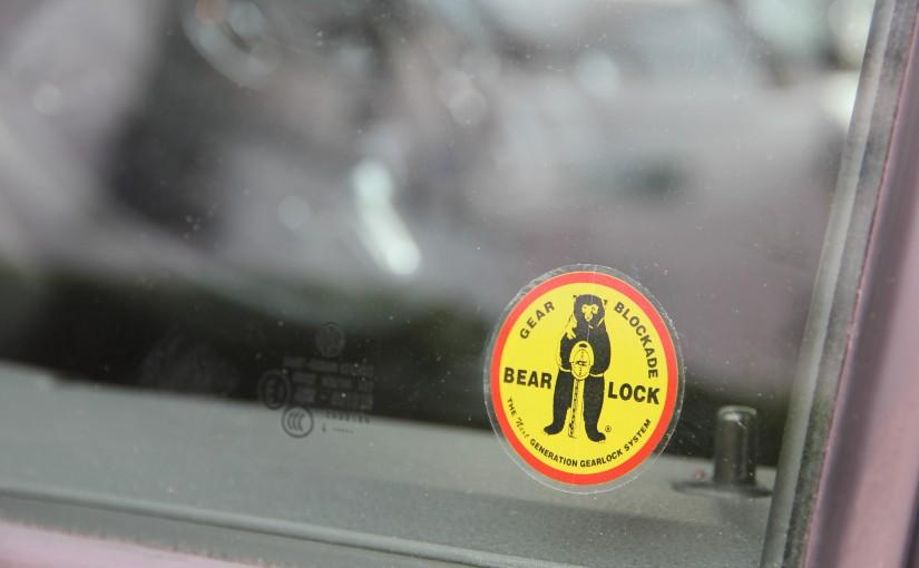 VW T5 Diebstahlschutz: Bear-Lock, GPS-Tracker und Co.