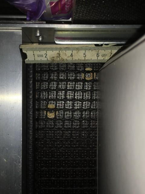 Heckauszug Maße Schublade VW-T5 8472