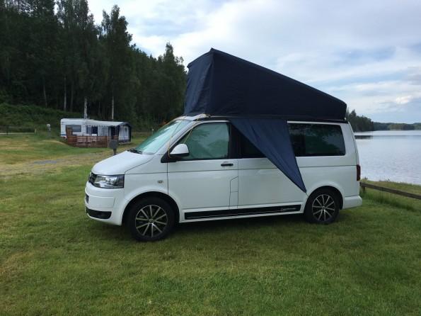VW California lueften Seitenfenster Regen Sichtschutz Belueftung Multivan Camping 8280