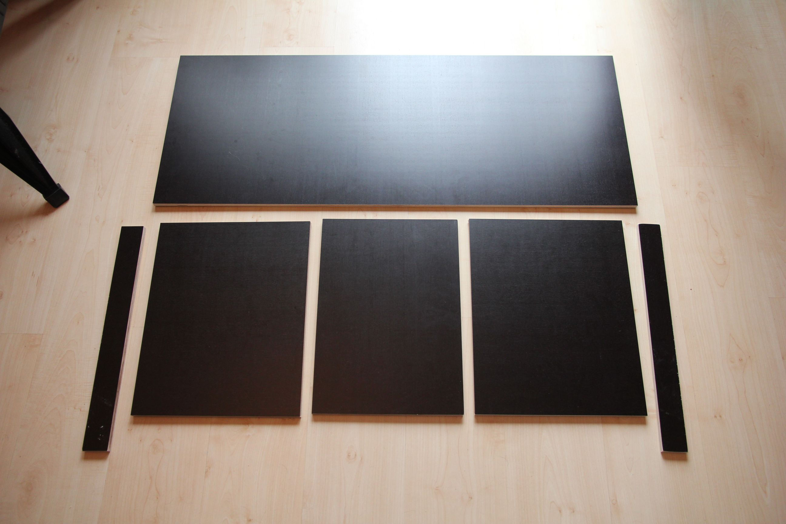vw t5 t6 gep ckraumabdeckung zwischen multiflexboard und. Black Bedroom Furniture Sets. Home Design Ideas