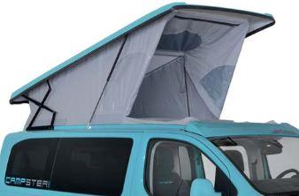 p ssl campster neue alternative im segment der camper vans. Black Bedroom Furniture Sets. Home Design Ideas