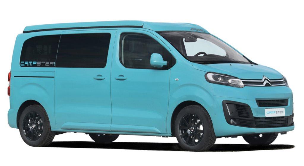 Pössl Campster – neue Alternative im Segment der Camper-Vans
