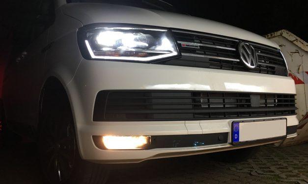 Videoanleitung VW T6 Nebelscheinwerferbirne – Tausch