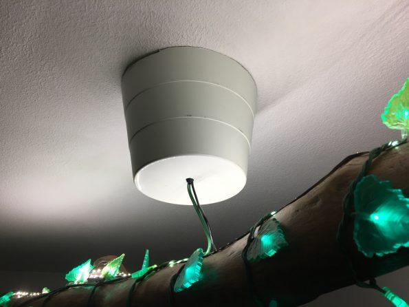 LED Lampe Decke Kronleuchter Flur Wohnzimmer Sofa Licht DIY 1071