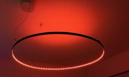 LED Deckenlampe – zwei Unikate für zuhause