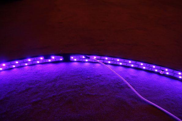 LED Lampe Decke Kronleuchter Flur Wohnzimmer Sofa Licht DIY 7719