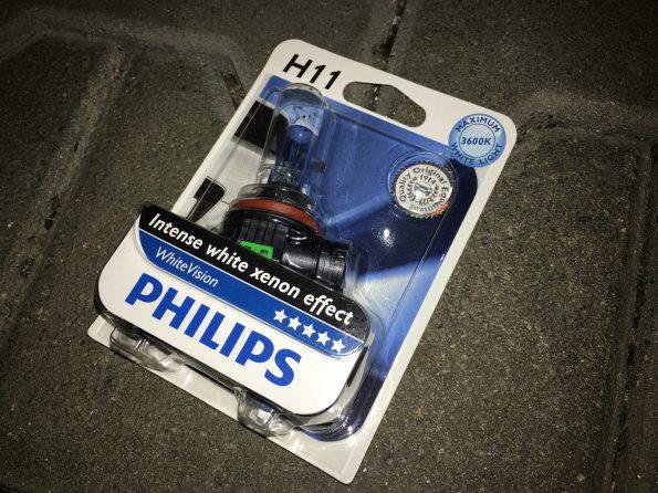 Nebel Scheinwerfer Birne VW T6 T5.3 Wechsel Optik Xenon H11 010