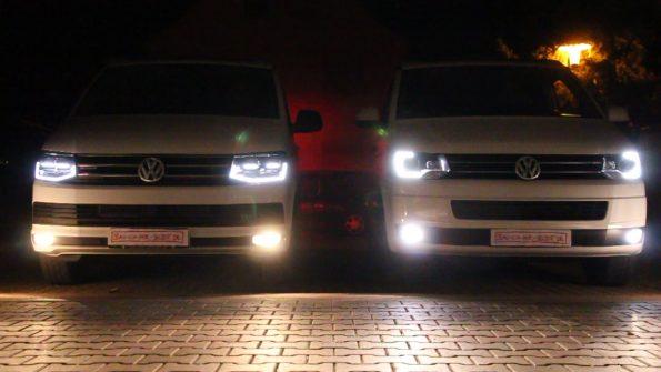 Nebel Scheinwerfer Birne VW T6 T5.3 Wechsel Optik Xenon H11 011