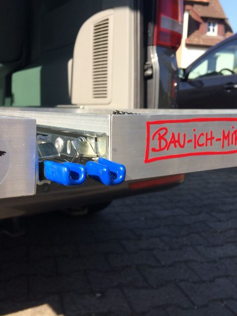 Heckauszug VW T5 T6 Selbstbau Nachbau California Beach Multivan_3766