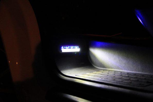 VW T5 T6 Licht Lampen Beleuchtung Stufe Tritt Einstieg LED strom sparen Tür Umbau 8152