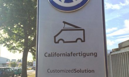 Exklusiver Besichtigungstermin in der California Fertigung