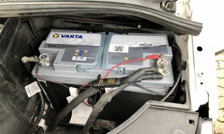 Kurzanleitung: VW T5 Batteriewechsel