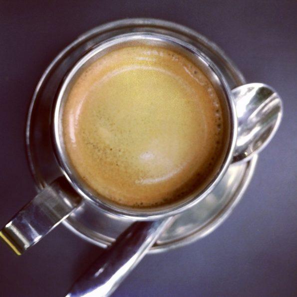 Espresso Camping Koffein Kaffee