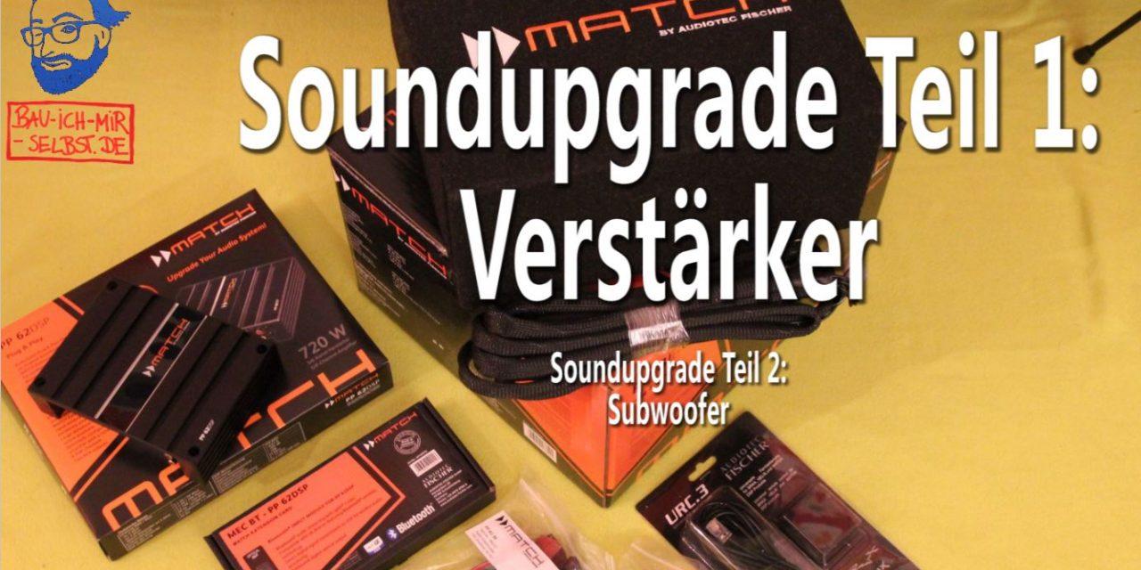 VW T5 Verstärker – Soundupgrade Teil 1/3
