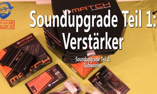 VW T5 Verstärker Einbauanleitung – Soundupgrade Teil 1/3